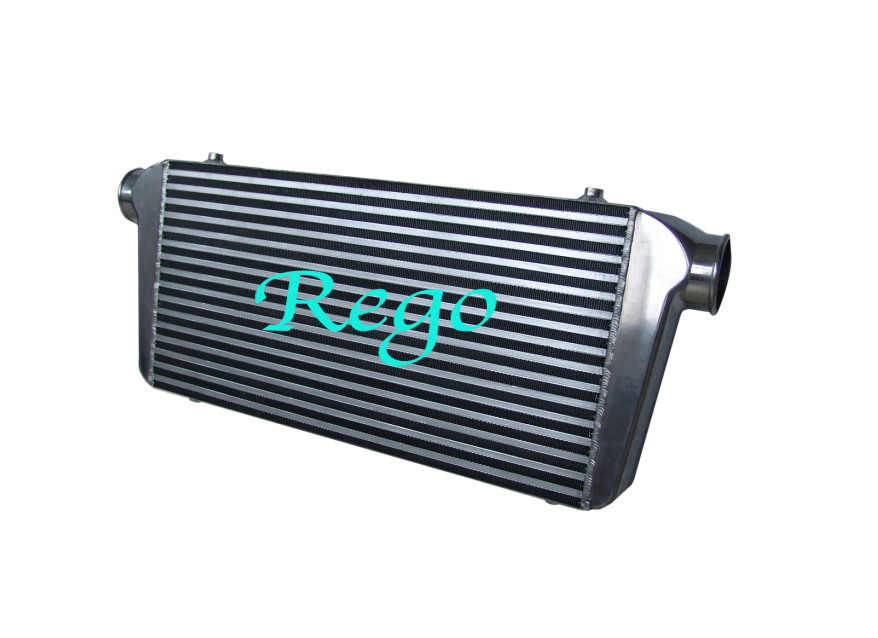 Water Cooled Universal Intercooler , High Precision Intercooler Core